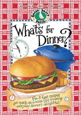 Whats For Dinner ebook by Gooseberry Patch