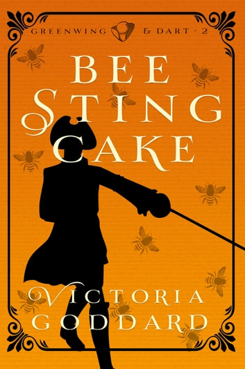 Bee Sting Cake ebook by Victoria Goddard
