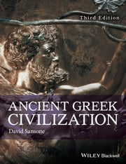 Ancient Greek Civilization ebook by David Sansone
