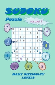 Sudoku Puzzle, Volume 2 ebook by YobiTech Consulting