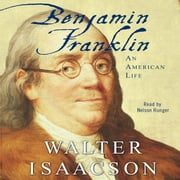 Benjamin Franklin audiobook by Walter Isaacson