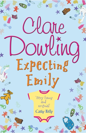 Expecting Emily ebook by Clare Dowling