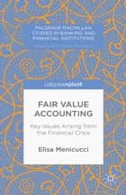 Fair Value Accounting ebook by E. Menicucci