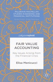 Fair Value Accounting - Key Issues Arising from the Financial Crisis ebook by E. Menicucci