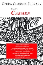 Bizet's Carmen ebook by Fisher, Burton D.