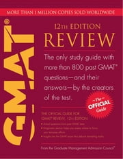 The Official Guide for GMAT Review ebook by Kobo.Web.Store.Products.Fields.ContributorFieldViewModel