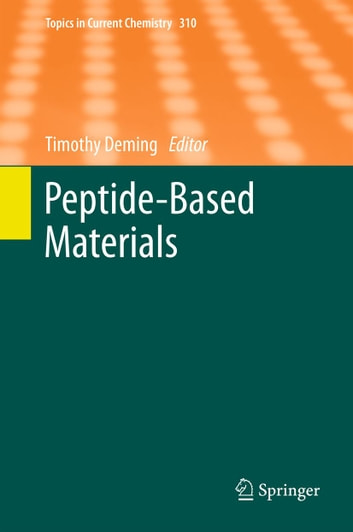 Peptide-Based Materials ebook by