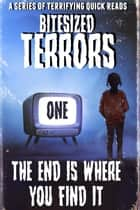 Bitesized Terrors 1: The End is Where You Find It. - Bitesized Terrors, #1 ebook by