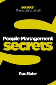 People Management (Collins Business Secrets) ebook by Rus Slater