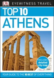 Top 10 Athens ebook by DK Travel