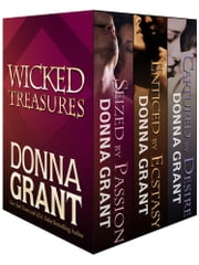 Wicked Treasures Box Set ebook by Donna Grant