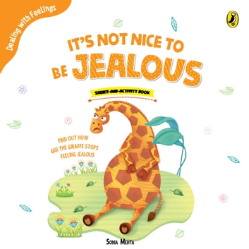 It's not Nice to be Jealous audiobook by Sonia Mehta