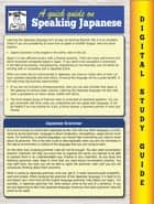 Japanese Grammar ( Blokehead Easy Study Guide) ebook by The Blokehead