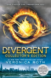 Divergent Collector's Edition ebook by Veronica Roth
