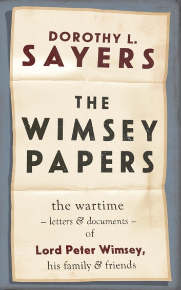 List of works by Dorothy L. Sayers