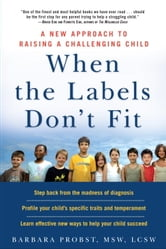 When the Labels Don't Fit - A New Approach to Raising a Challenging Child ebook by barbara probst