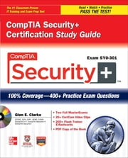 CompTIA Security+ Certification Study Guide (Exam SY0-301) (enhanced ebook) ebook by Glen E. Clarke