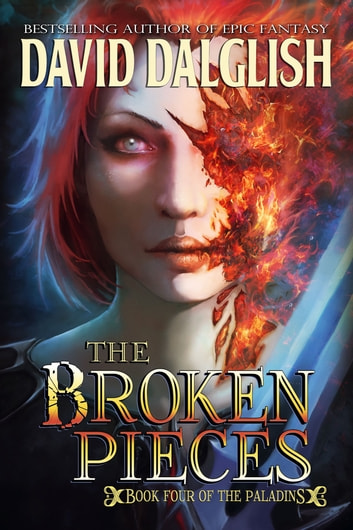 The Broken Pieces ebook by David Dalglish