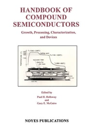 Handbook of Compound Semiconductors - Growth, Processing, Characterization, and Devices ebook by Paul H. Holloway, Gary E. McGuire