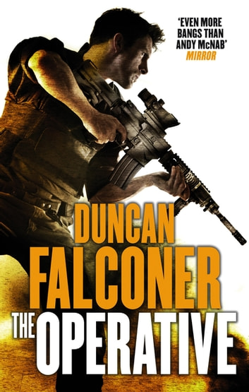 The Operative - 3 ebook by Duncan Falconer