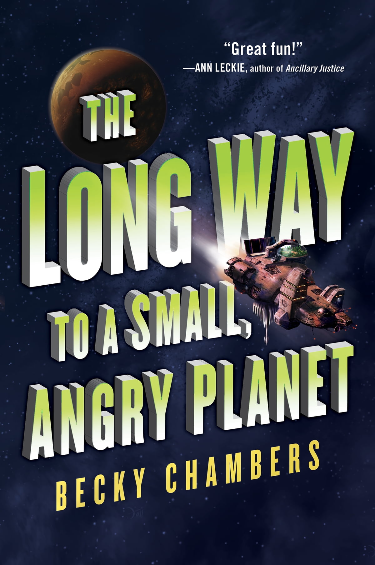 American gods the tenth anniversary edition a novel ebook by the long way to a small angry planet ebook by becky chambers fandeluxe Ebook collections