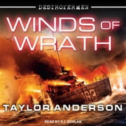 Winds of Wrath audiobook by Taylor Anderson