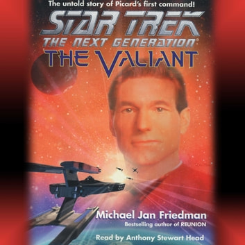 The Valiant audiobook by Michael Jan Friedman