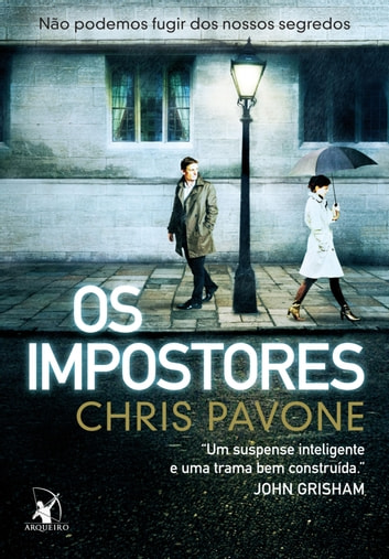 Os impostores ebook by Chris Pavone