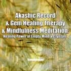 Akashic Record & Gem Healing Therapy & Mindfulness Meditation: Healing Power of Empty Mind & Crystals audiobook by Greenleatherr