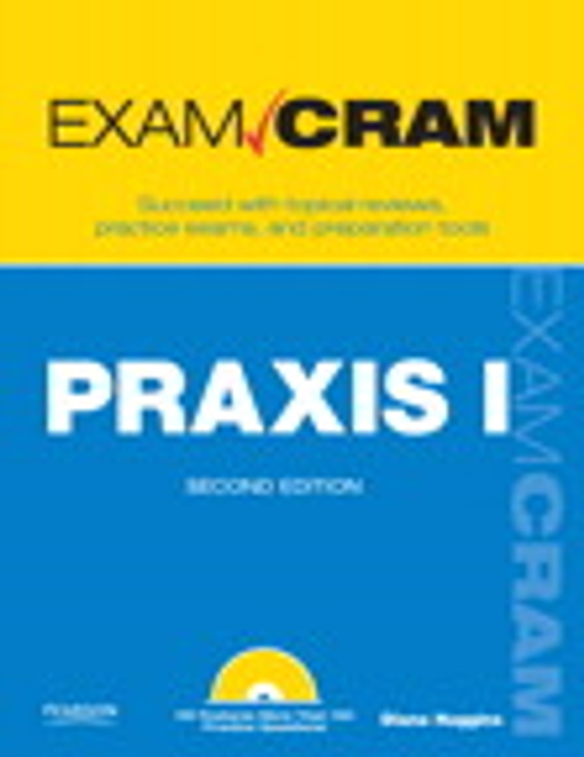 photograph regarding Praxis 1 Practice Test Printable identify PRAXIS I Examination Cram e-book through Diana Huggins - Rakuten Kobo