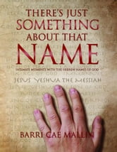 There's Just Something About That Name ebook by Cae Mallin, Barri