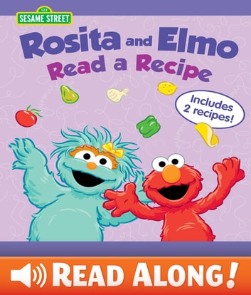 Rosita and Elmo Read a Recipe (Sesame Street Series) ebook by Jodie Shepherd