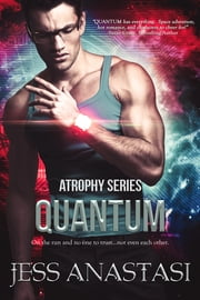 Quantum ebook by Jess Anastasi