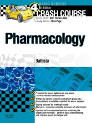 Crash Course: Pharmacology ebook by Daniel Horton-Szar,Clive P. Page,Elisabetta Battista