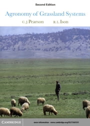 Agronomy of Grassland Systems ebook by Pearson, Craig J.