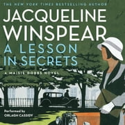 A Lesson in Secrets audiobook by Jacqueline Winspear