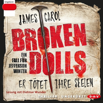 Broken Dolls audiobook by James Carol
