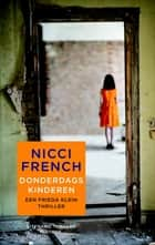 Donderdagskinderen ebook by Nicci French, Caecile de Hoog