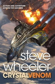 Crystal Venom ebook by Steve Wheeler