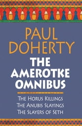 The Amerotke Omnibus ebook by Paul Doherty