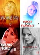The Ultimate Sexy Girls Compilation 11 - Four books in one ebook by Athena Watson, Cecilia Blackman, Amanda Caldwell