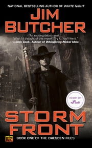 Storm Front ebook by Jim Butcher