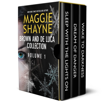 Brown and de Luca Collection Volume 1 - A Paranormal Suspense Box Set ebook by Maggie Shayne