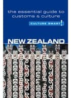 New Zealand - Culture Smart! ebook by Sue Butler