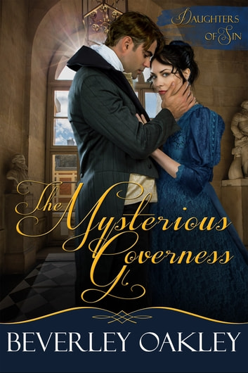 The Mysterious Governess ebook by Beverley Oakley