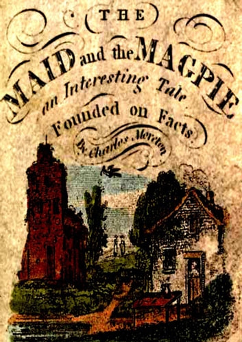 The Maid And The Magpie ebook by Charles Moreton