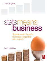Stats Means Business ebook by John Buglear
