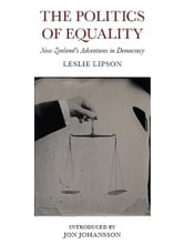 The Politics of Equality ebook by Leslie Lipson