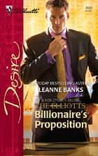 Billionaire's Proposition ebook by Leanne Banks