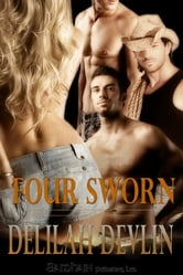 Four Sworn ebook by Delilah Devlin